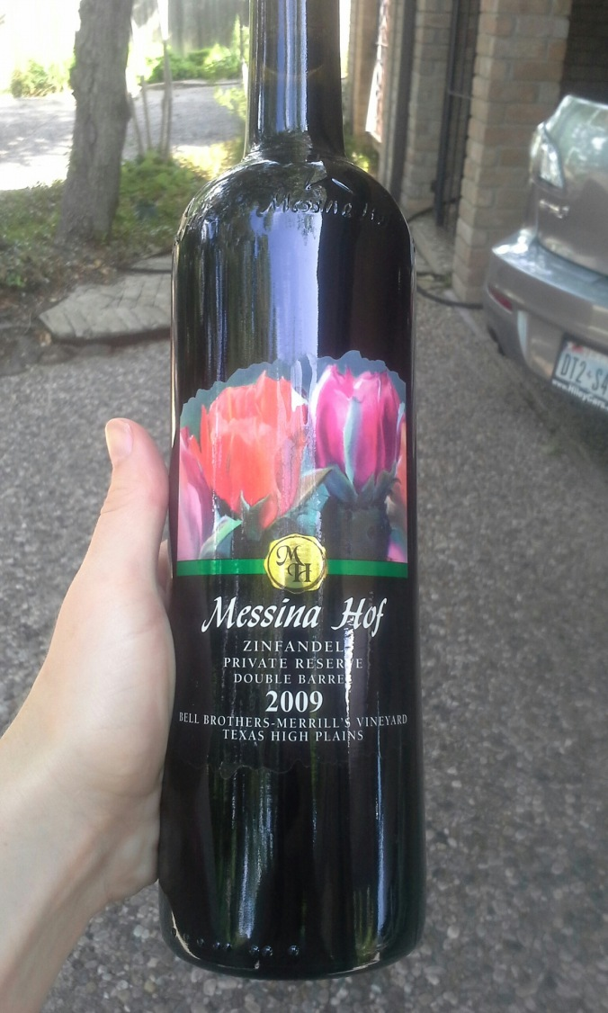 Messina Hoff Zinfandel